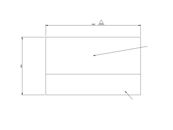 AH3 79-4I Headboard Backing Panel product image