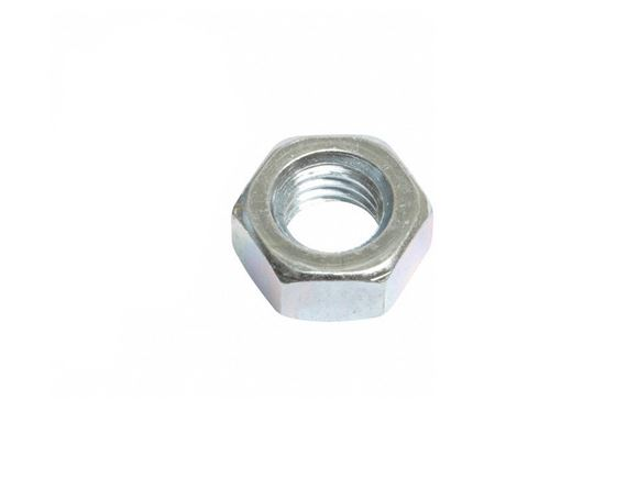 M6 Full Nut BZP product image