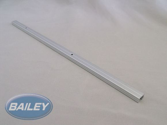Sliding Door Rail Aluminium 1516mm Replace Plastic product image