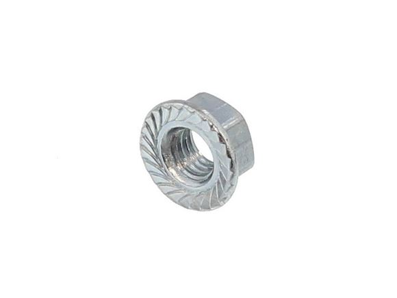 M8 Flange Steel Nut  product image