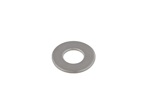 "Washer A2 Steel.5/8"" o/d x 1/4"" i/d x 0.9mm thk product image"