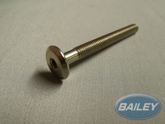 M6 X 60mm Hafele flat hd screw product image