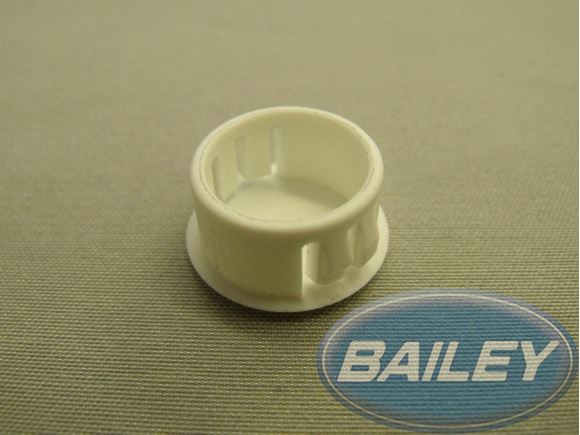 Fridge Floor Bolt Cover 16mm (white ) product image