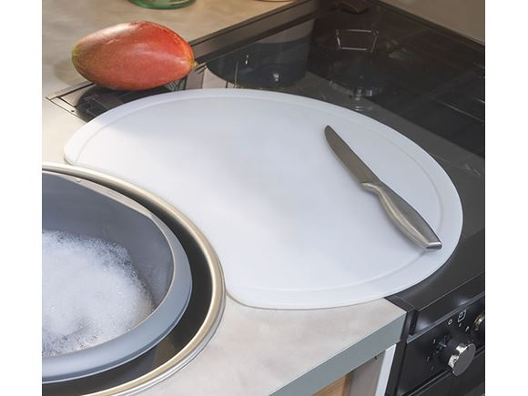 Round Sink Chopping Board product image
