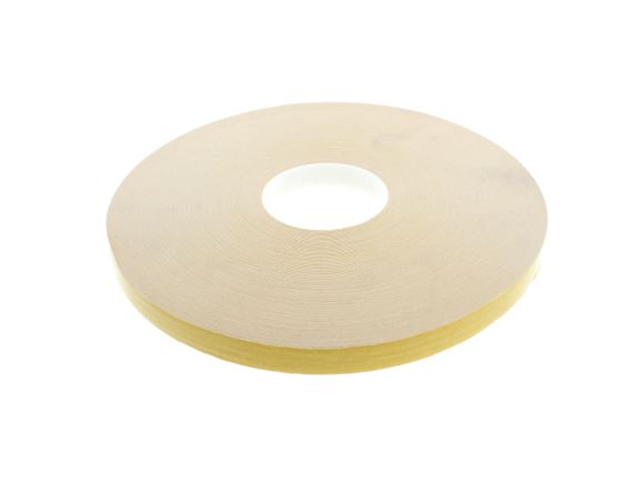 Tape d/sided foam white 19mm x 1mm 60m rolls product image