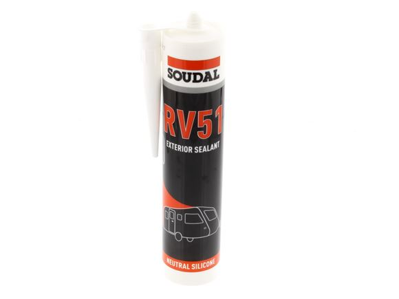 Silicone RV51 Neutral LM White 300ml  product image