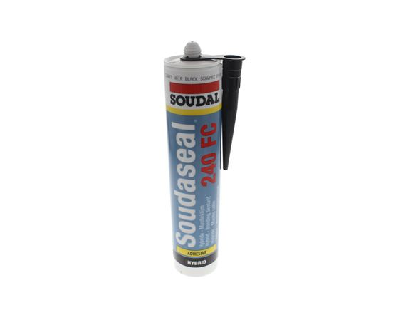Soudal 240FC Black 290ml Tube product image