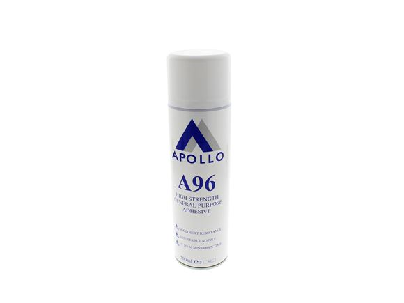 Apollo A96 500ml Aerosol (Spray Glue) product image