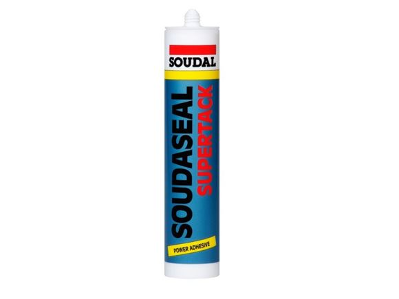 Sealant Supertack MS 290ml Tube WHITE product image