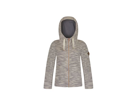 Regatta Closinda Womens Fleece Light Vanilla 14 product image