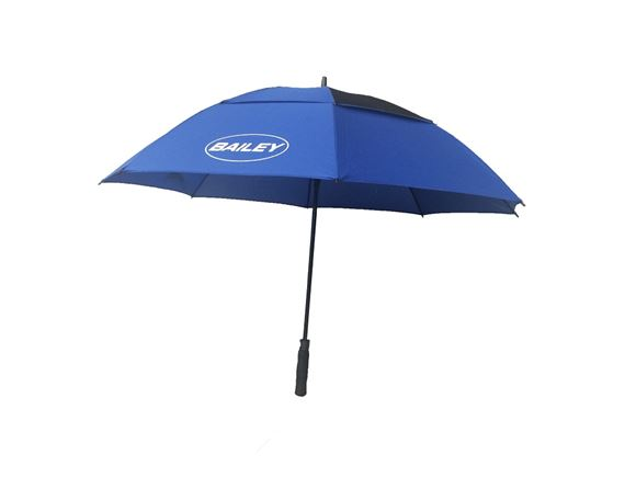 Bailey Wind Resistant Golf Umbrella - Blue & Black product image