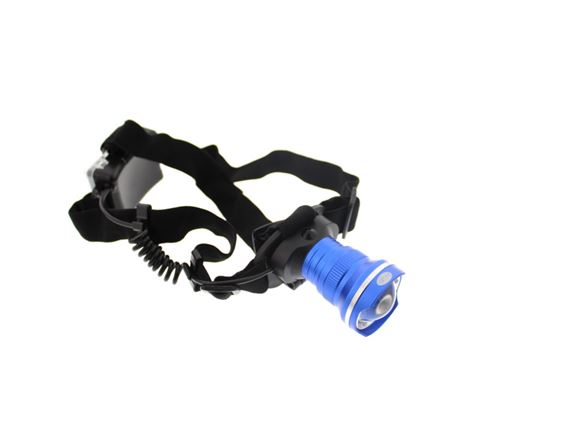 Read more about PRIMA Bailey Blue LED Head Torch product image