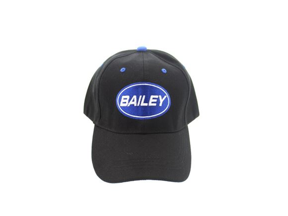 Bailey Black Baseball Cap product image