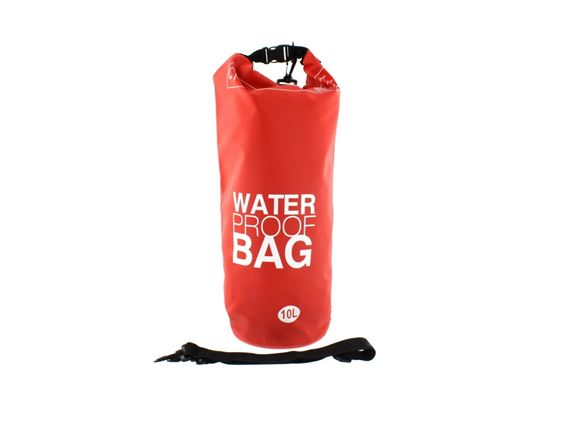 PRIMA 10L Waterproof Bag - Red product image
