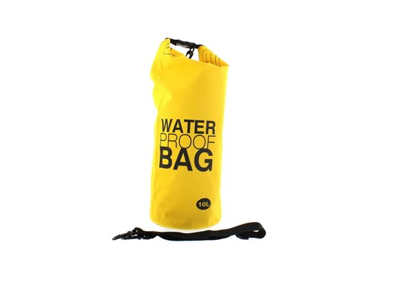 PRIMA 10L Waterproof Bag - Yellow product image