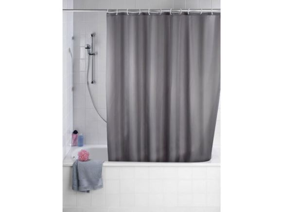 PRIMA Non-Toxic 100% EVA Shower Curtain - Grey product image