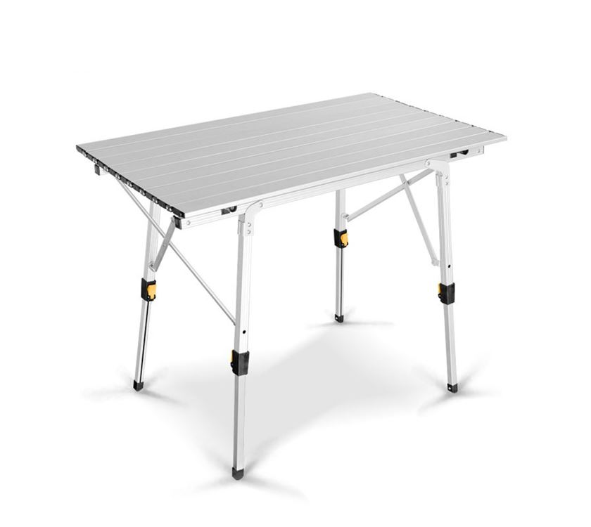 Prima Folding Aluminium Camping Table