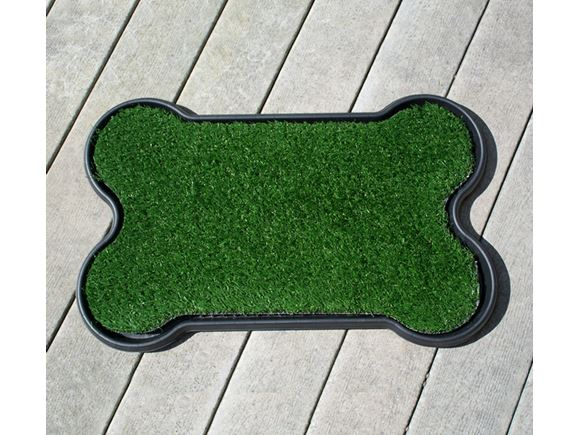 Pet Relief Grass Pad Indoor Dog Toilet System product image