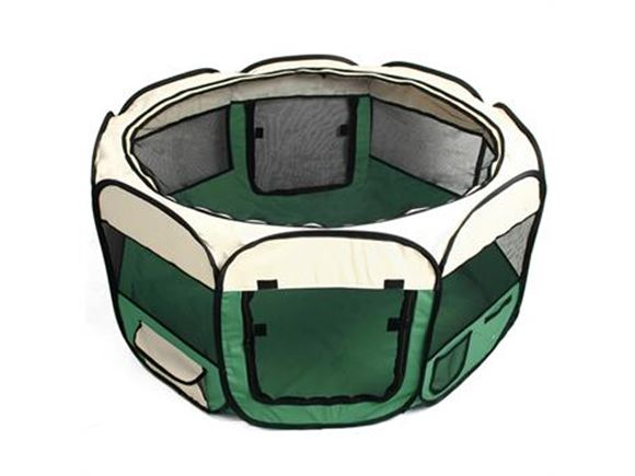 PRIMA Extra Large Soft Fabric Pet Play Pen product image