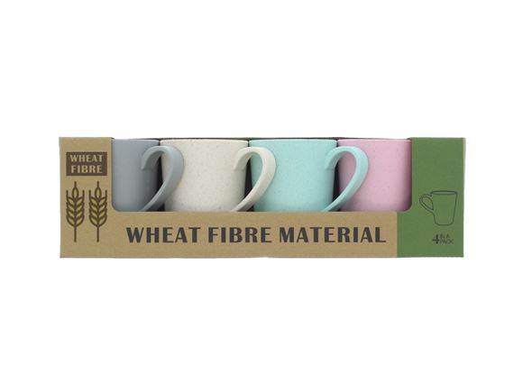 Wheat Fibre Mug Set product image