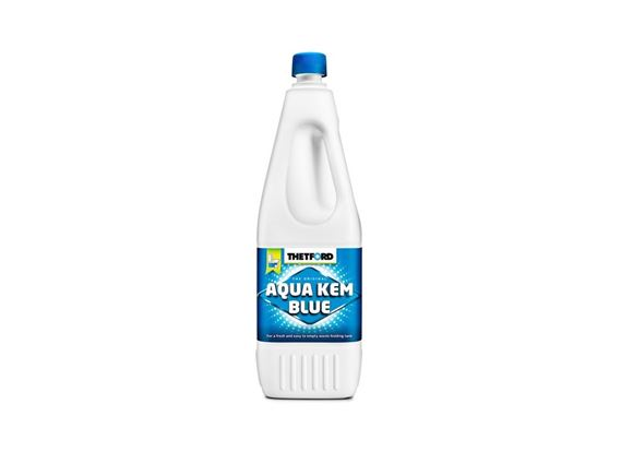 Thetford Aqua Kem Blue 1 Litre Non Dosage BOTTLE product image