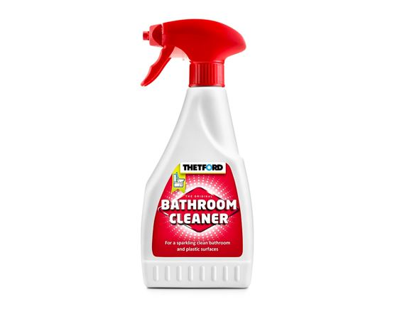 Thetford Bathroom Cleaner 0.5 Litre BOTTLE product image