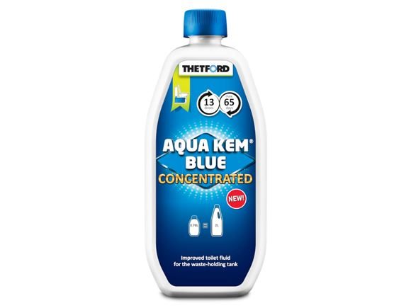 Thetford Aqua Kem Blue Concentrated - 780ml product image