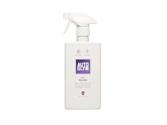 AutoGlym Fast Glass 500ml product image
