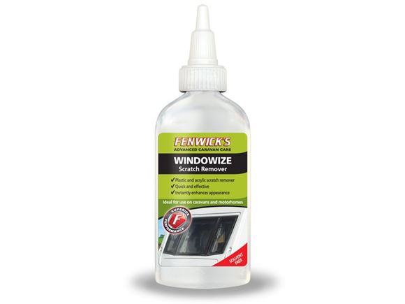 Fenwicks Windowize Acrylic Scratch Remover 100ml product image