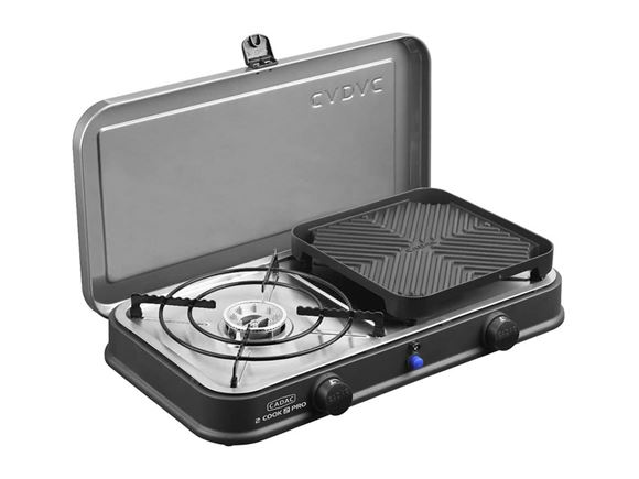 Cadac 2 Cook 2 Pro Deluxe BBQ - Quick Release product image