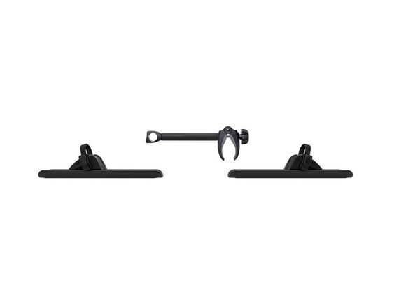 Thule Superb XT 3rd Bike Rail - Black product image