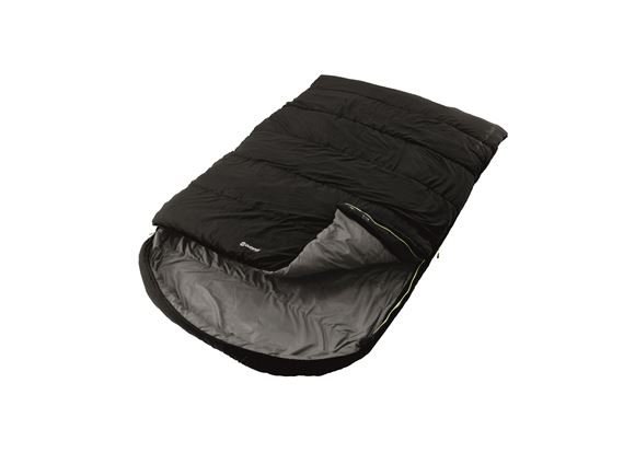 Outwell Sleeping Bag Campion Lux Double Black product image