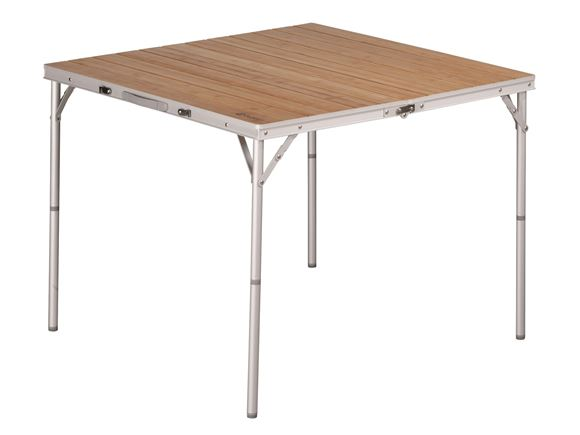 Outwell Calgary Bamboo Camping Table Medium product image