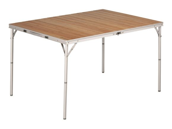 Outwell Calgary Bamboo Camping Table Large product image