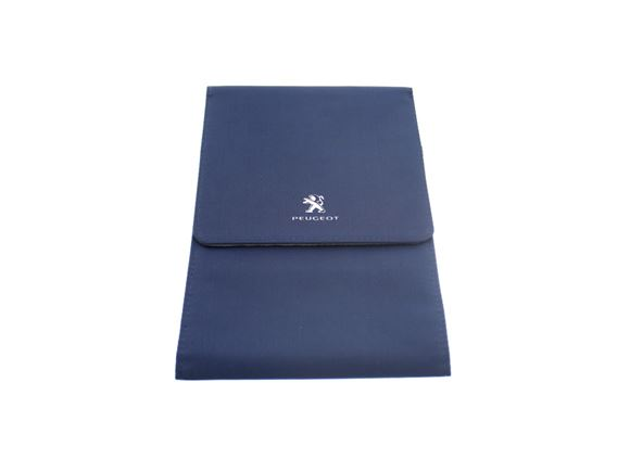 Peugeot Euro 5 Boxer Cab Blue Handbook Wallet product image