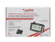 TyrePal TC215B/6 Tyre Pressure Monitor System