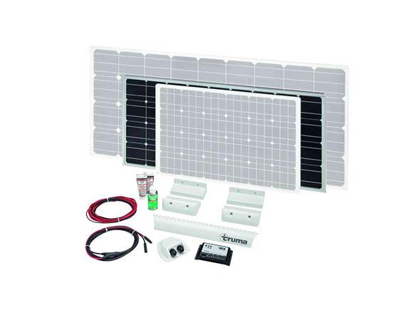 Caravan Technology Buy Online From Bailey Prima Leisure Truma Heater Wiring Diagram 100w Solar Panel System