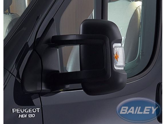 Peugeot Cab Passenger Side Wing Mirror product image