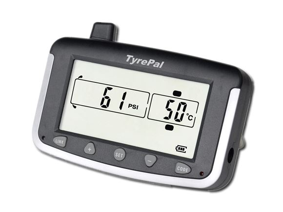Read more about TyrePal TPMS Tyre Pressure Monitor TC215OEK product image