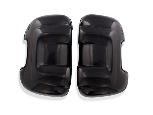 Motorhome Long Arm Mirror Protectors Black (Pair) product image
