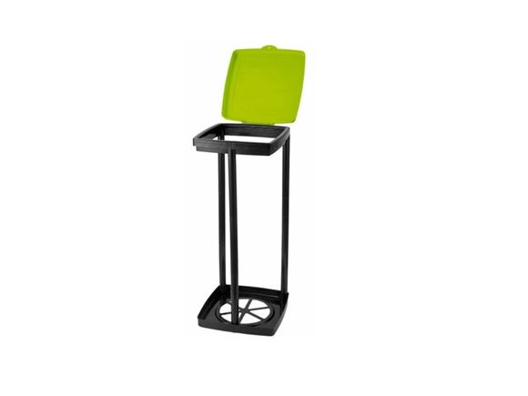 Brunner Bio Boy Compact Litter Bin GREEN product image