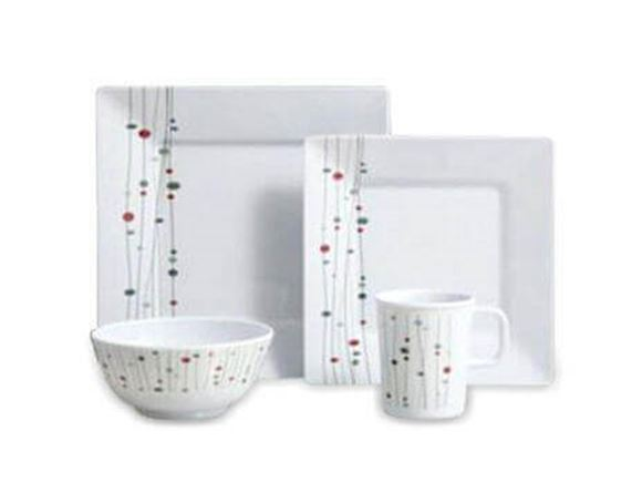 Reimo Modena 16pcs Melamine Dinner Set product image