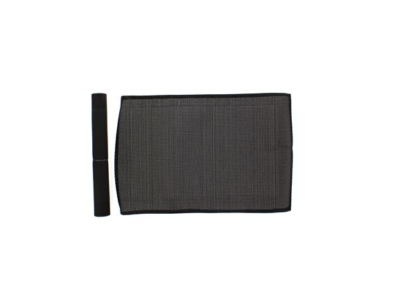 Set of 2 300x450mm Placemats Black product image