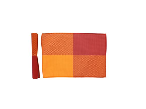 Set of 2 300x450mm Placemats Orange product image