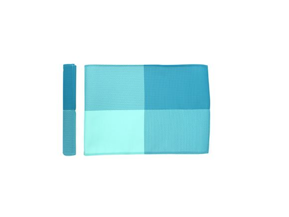 Set of 2 300x450mm Placemats Turquoise product image