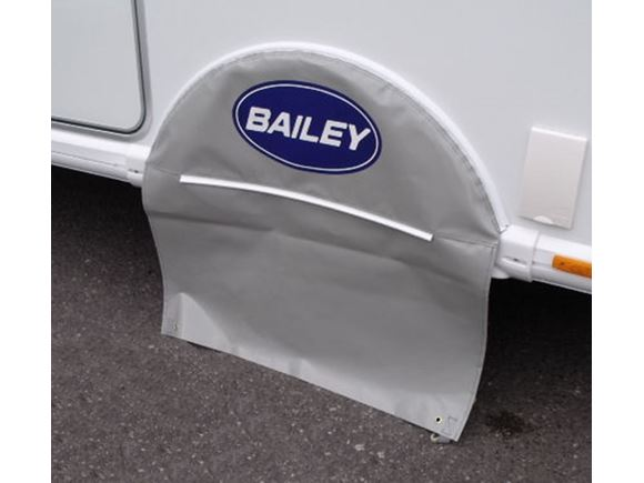 Bailey Single Axle Skirt Wheel Cover Heavy Duty A product image