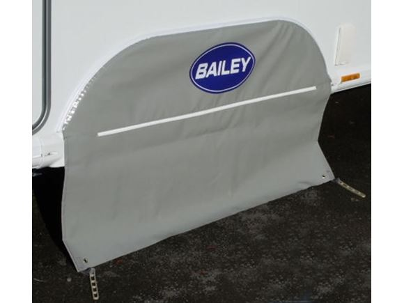 Bailey Double Axle Skirt Wheel Cover Heavy Duty A product image