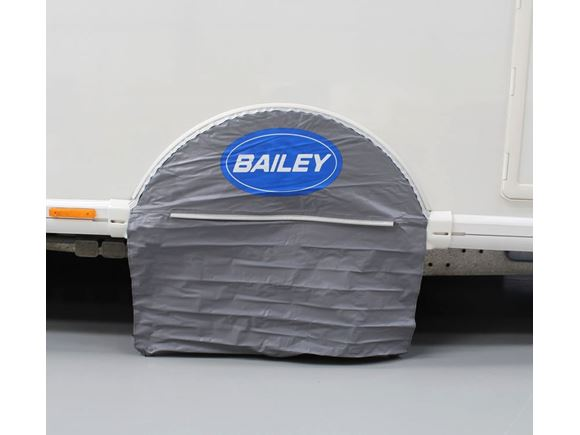 Bailey Wheel Arch Cover - Lightweight product image