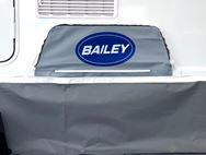 Bailey Single Axle Skirt Wheel Cover Heavy Duty B