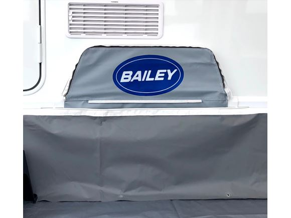Bailey Single Axle Skirt Wheel Cover Heavy Duty B product image